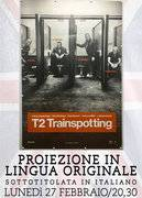 T2 TRAINSPOTTING - LINGUA ORIGINALE